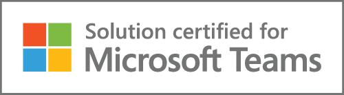 Microsoft certified logo